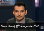 Sean Kheraj @The Agenda - TVO