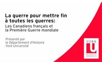 Episode 7: Les Canadiens français et la Première Guerre mondiale