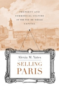 Yates Selling Paris 2015 book cover