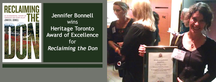 Bonnell Award of Excellence