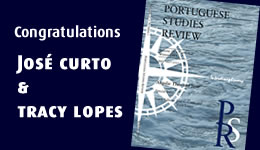 Congratulations José Curto and Tracy Lopes
