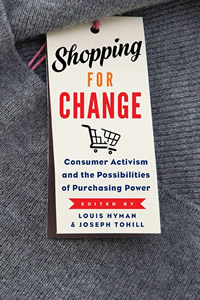 Shopping for Change by Joseph Tohill