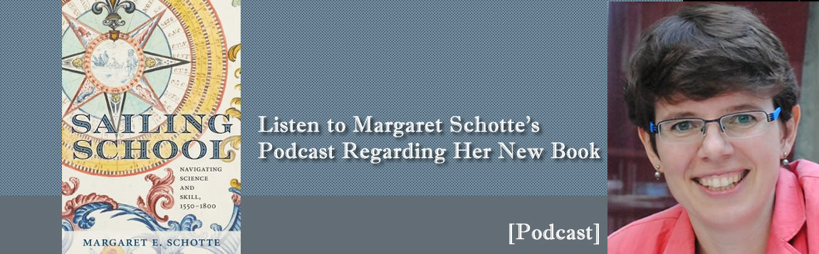 Listen to Margaret Schotte's Podcast on Her New Book