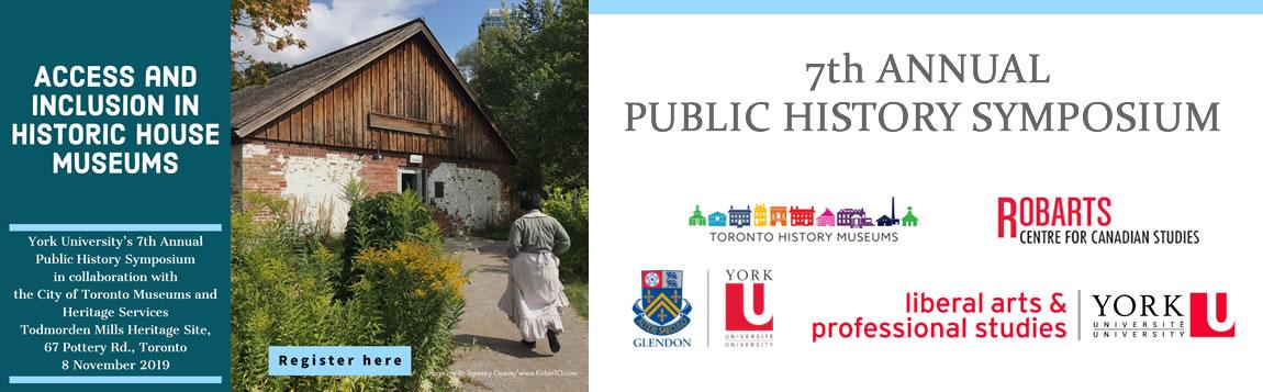 7th Annual Public History Symposium